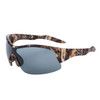 Xsportz™ Camouflage Sunglasses - Style #XS7027 Light Browns
