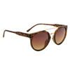 Women's Retro Sunglasses Wholesale - Style #6123 Dark Tortoise