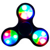 Wholesale Fidget Spinners FS-A LED-Black