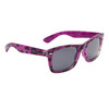 Animal Print California Classics Sunglasses 25413 Purple