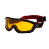 Wholesale Goggles Xsportz™ - Style # G619  Red with Yellow Lens