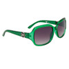 Fashion Sunglasses Wholesale D583 Green Frame
