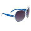 Wholesale Designer Sunglasses - DE67 Blue/Clear