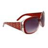 DE™ Bulk Fashion Sunglasses - Style # DE83 Red