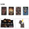 Lighters Wholesale Assorted Skulls