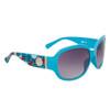 Fashion Sunglasses DE562 Blue Frame Color