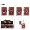 Wholesale Playing Card Oil Lighters