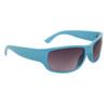 24812 Wholesale Sunglasses Light Blue Frame Color