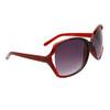 Animal Print Wholesale Sunglasses - Style # 22613 Red