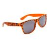 Animal Print California Classics Sunglasses 9014 Orange