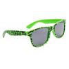 Animal Print California Classics Sunglasses 9014 Green