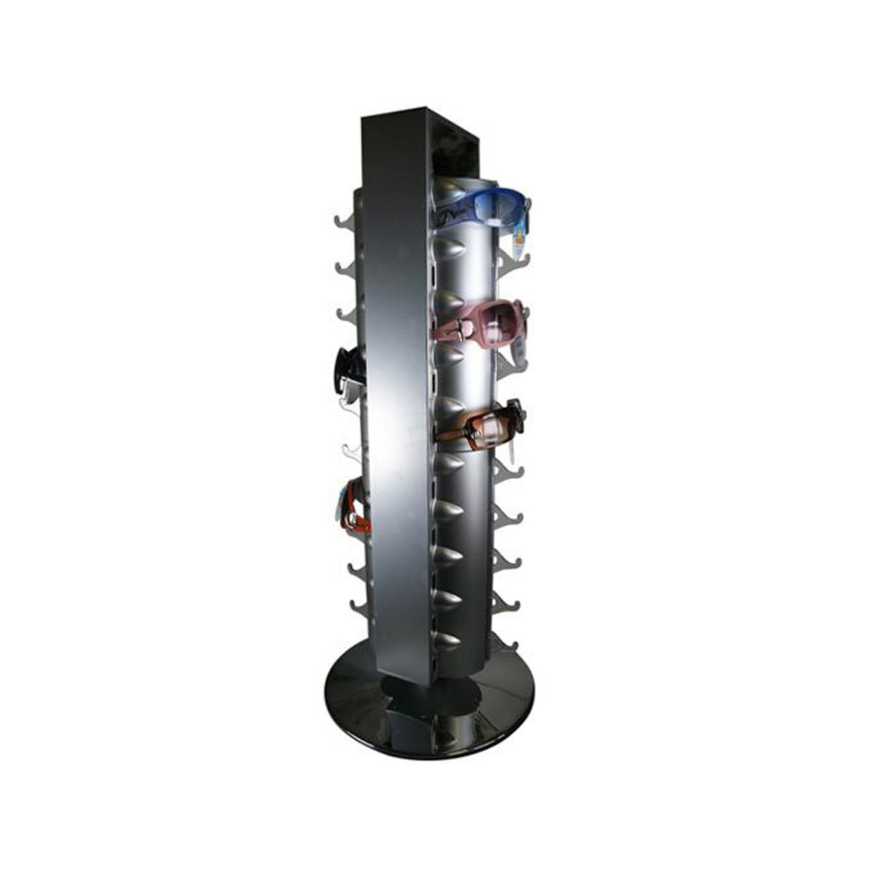 Rotating Counter-Top Sunglass Display | Holds 20 Pair Sunglasses