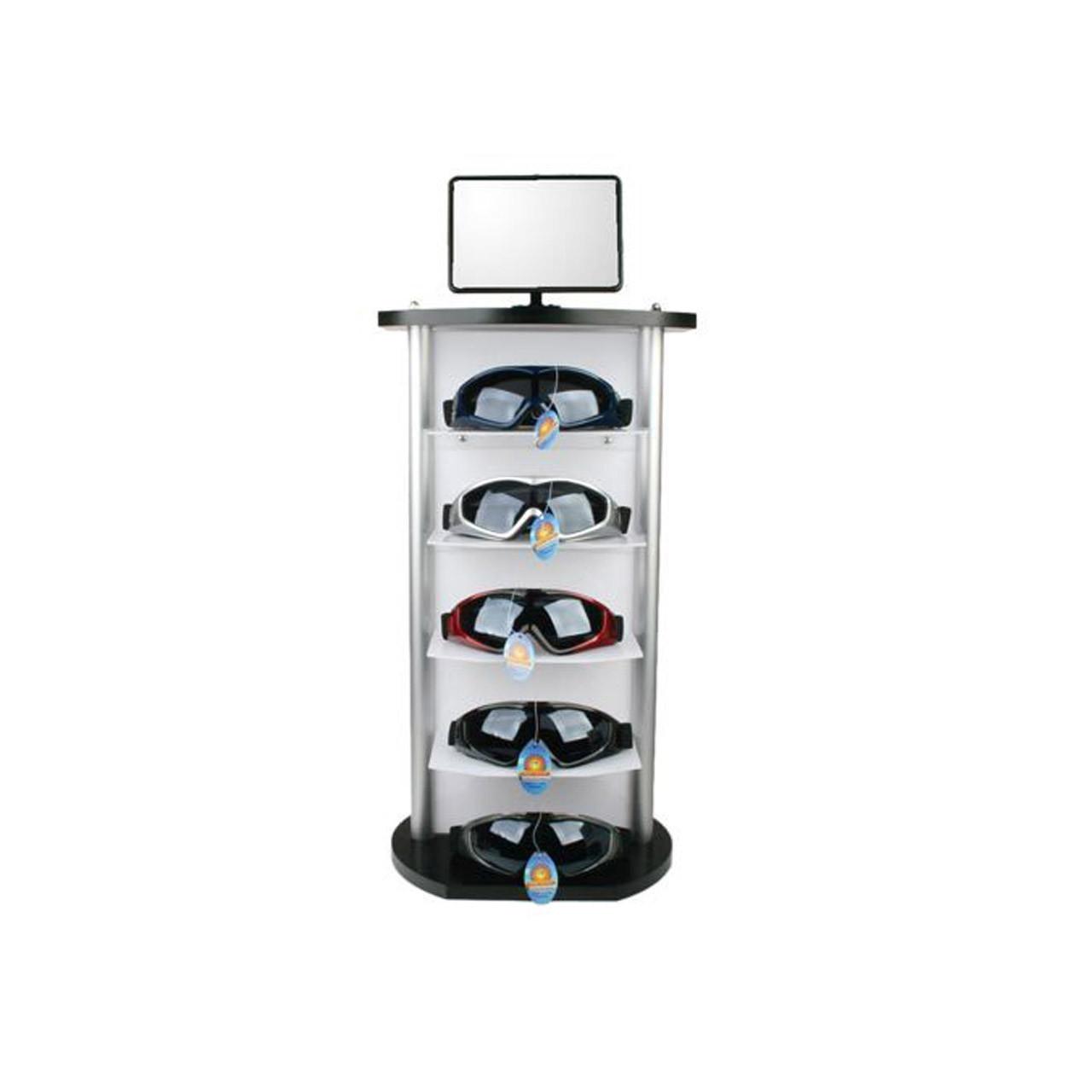 Goggle Display Rack   Counter Top