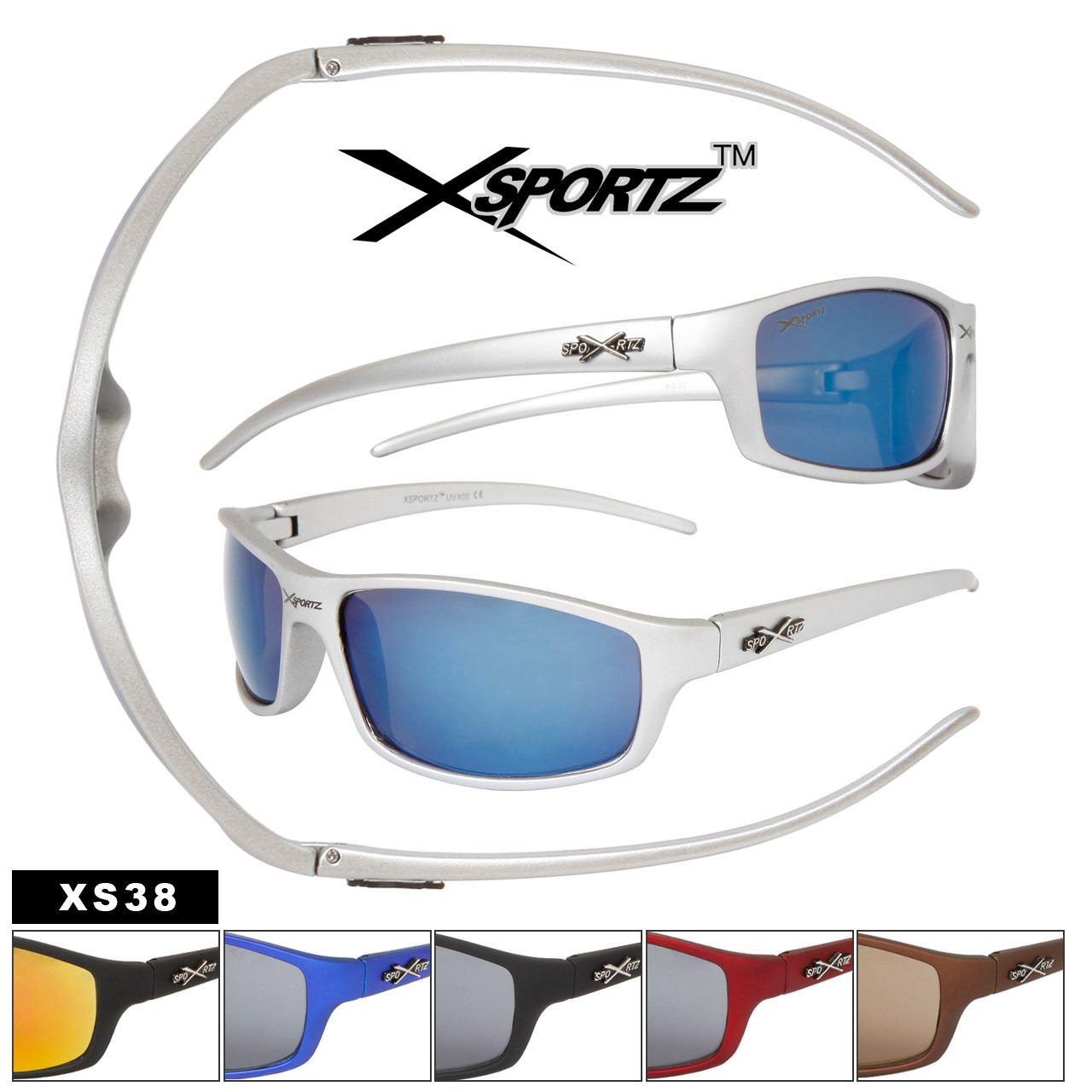 XS38 New Sports Sunglasses!