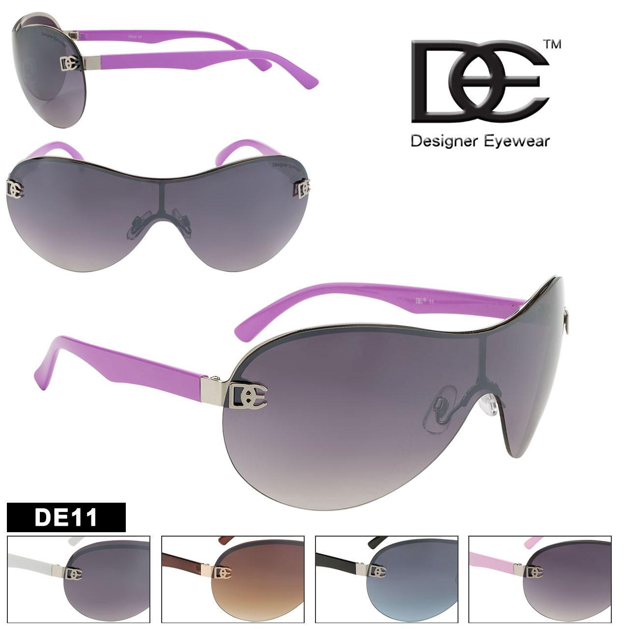 DE™ Designer Eyewear Sunglasses ~ Style #DE11