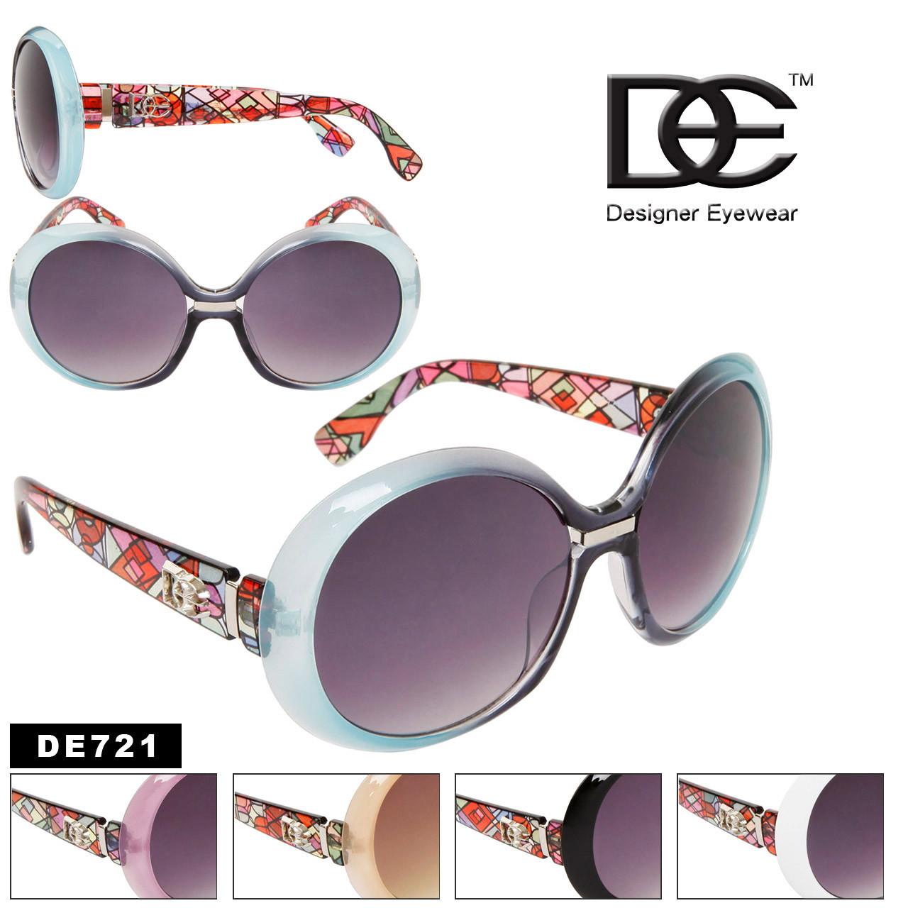Ladies Fashion Sunglasses DE721