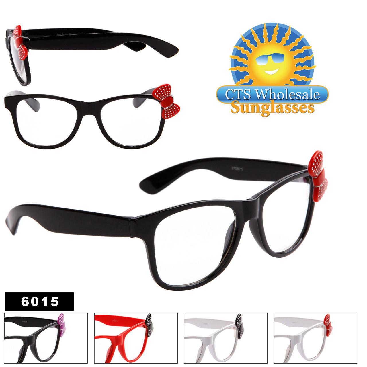 Clear Sunglasses 6015