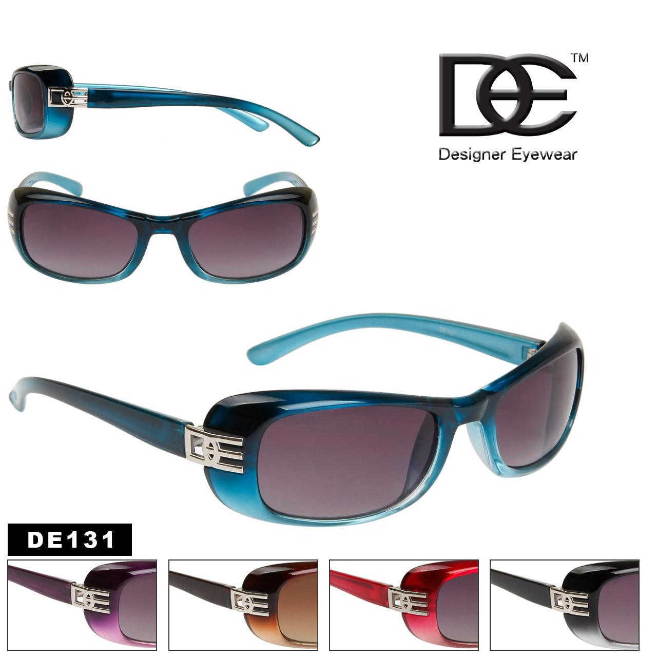 DE™ Designer Eyewear DE131 Women's Fashion Sunglasses (Assorted Colors) (12 pcs.)