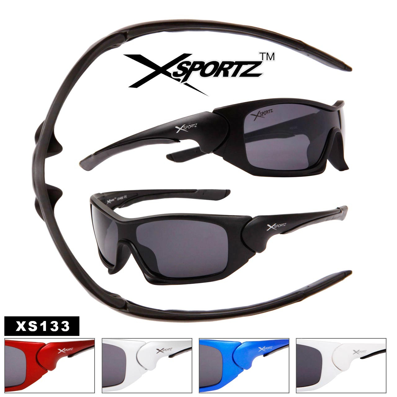 Xsportz Wholesale Sunglasses XS133