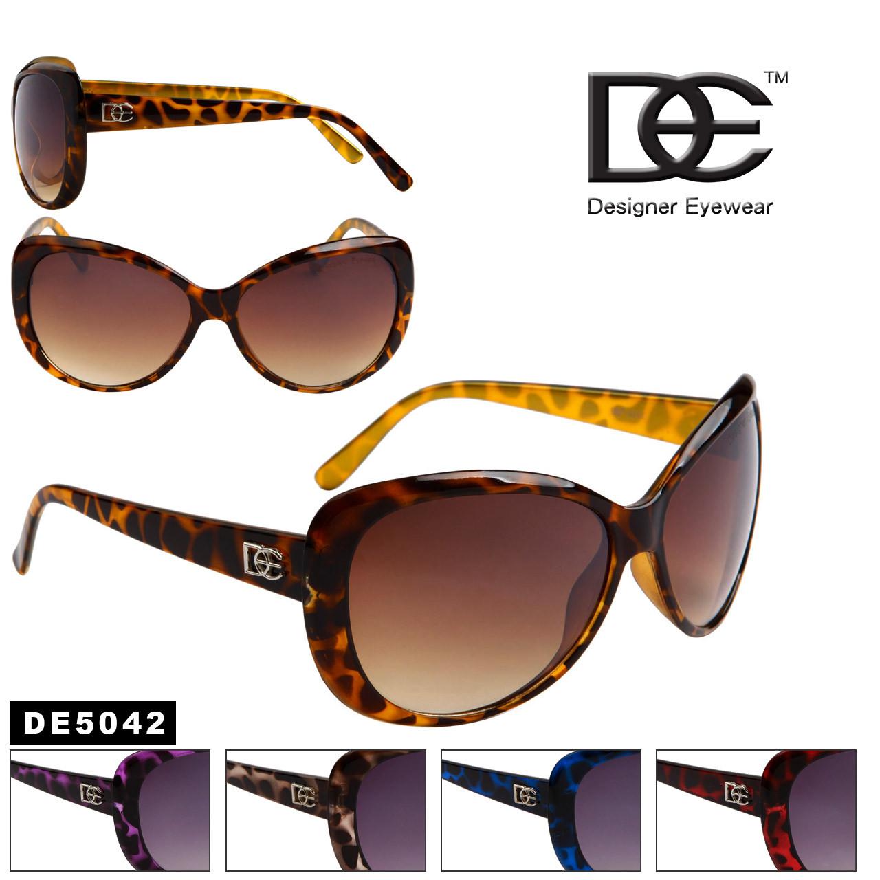 DE™ Cat Eye Sunglasses Style # DE5042 (Assorted Colors) (12 pcs.)