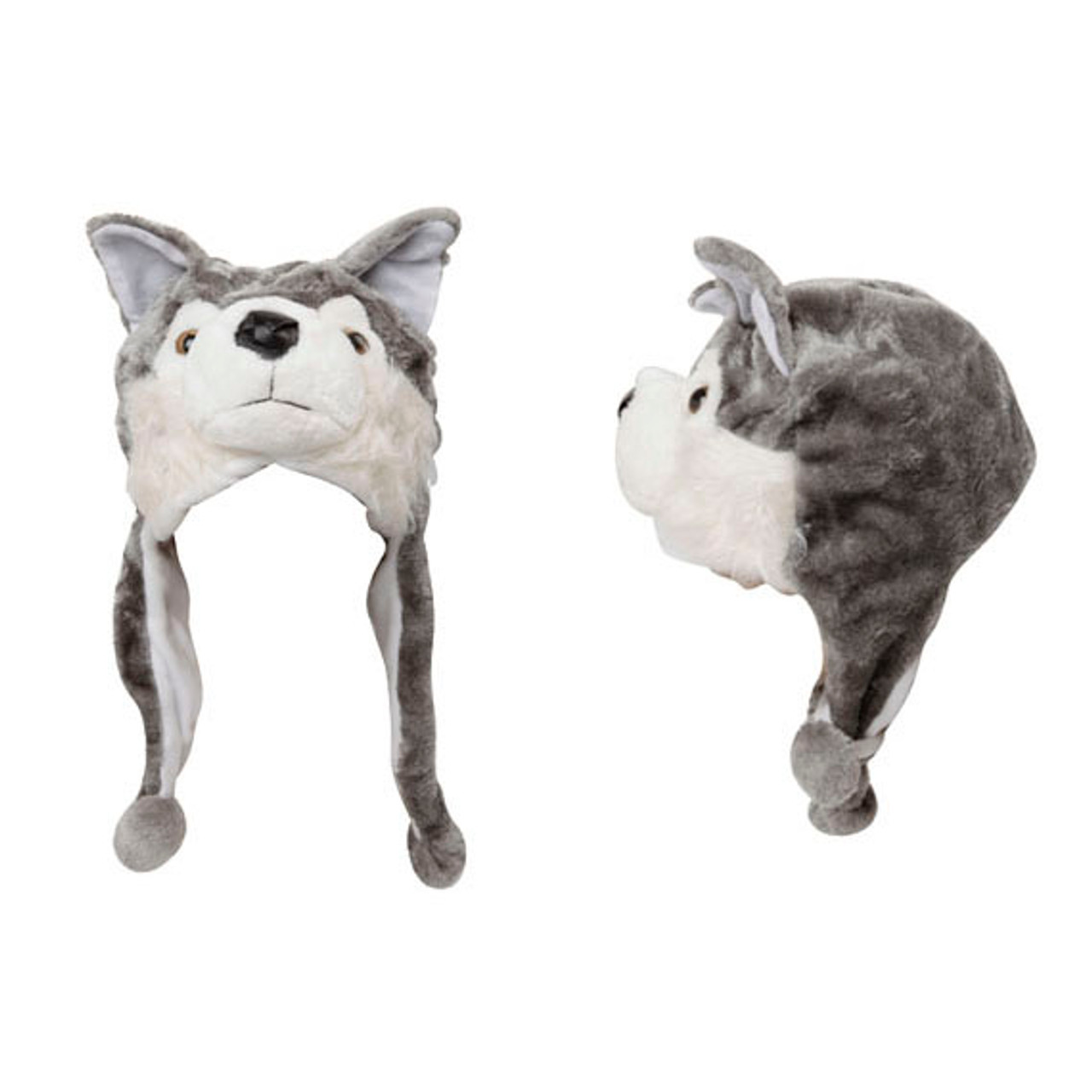 Wholesale Wolf Animal Hat A103 (1 pc.)