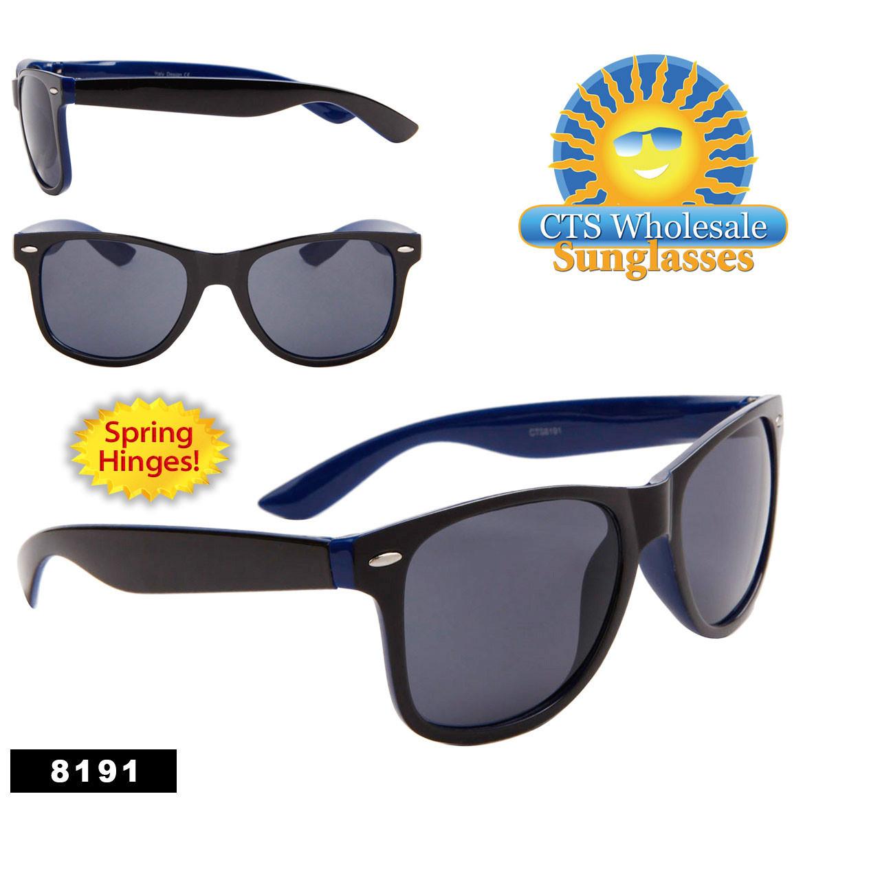 Bulk California Classics - Style # 8191 (12 pcs.) Spring Hinge