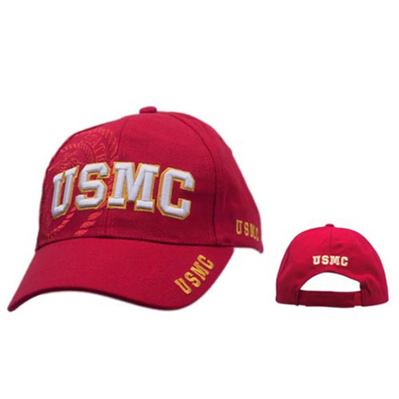 Wholesale Military Caps C127 (1 pc.) U.S.M.C.