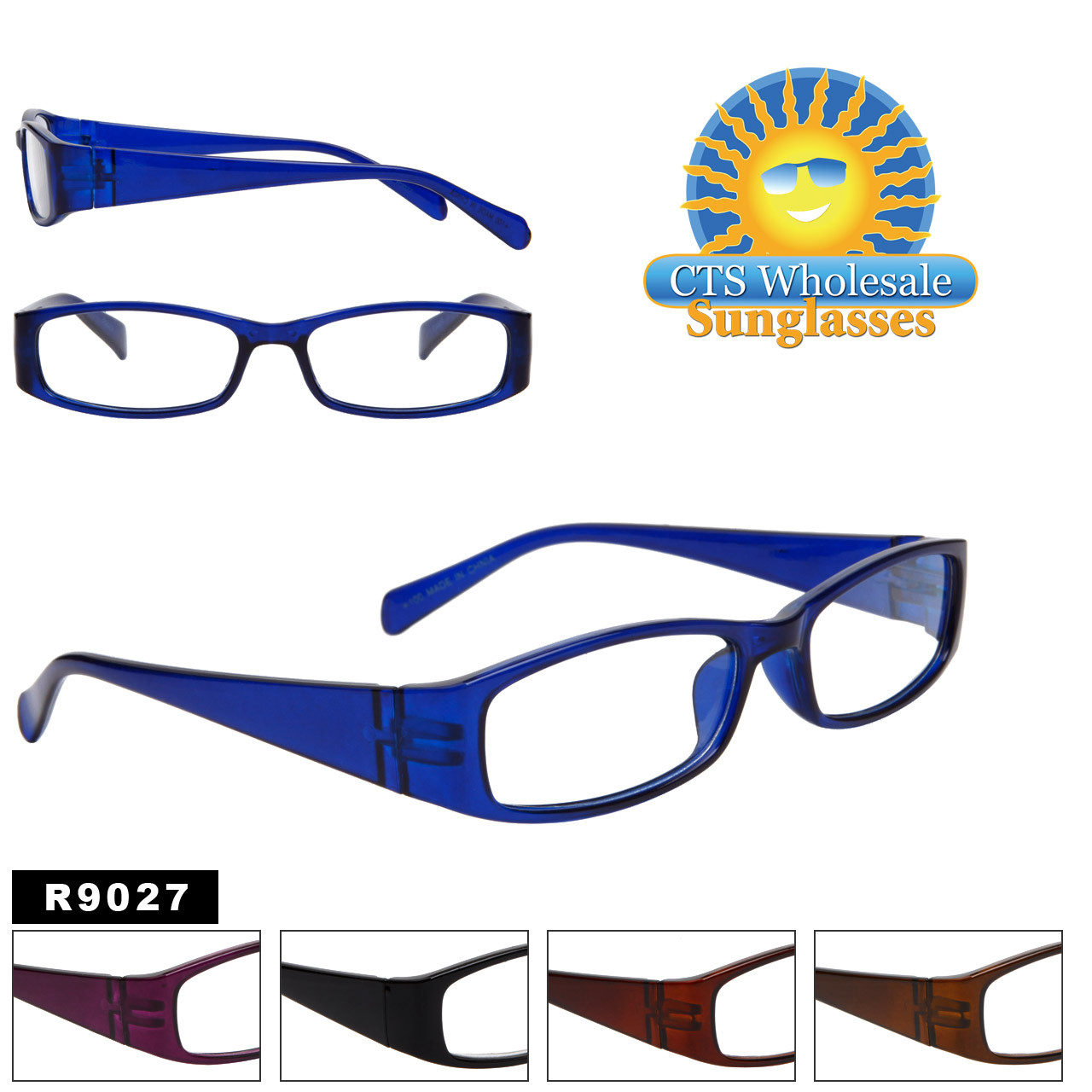 Wholesale Reading Glasses R9027