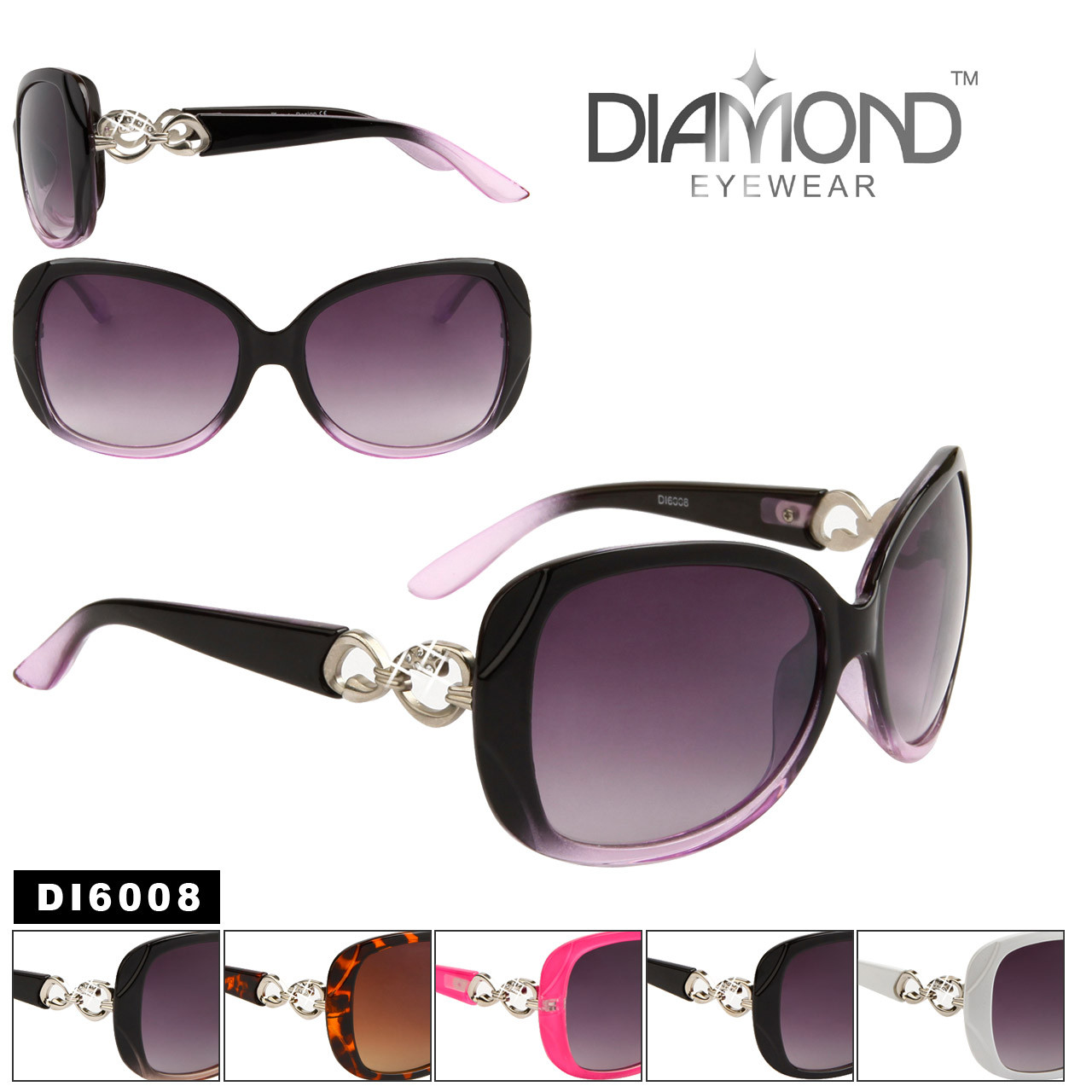 Diamond™ Eyewear DI6008