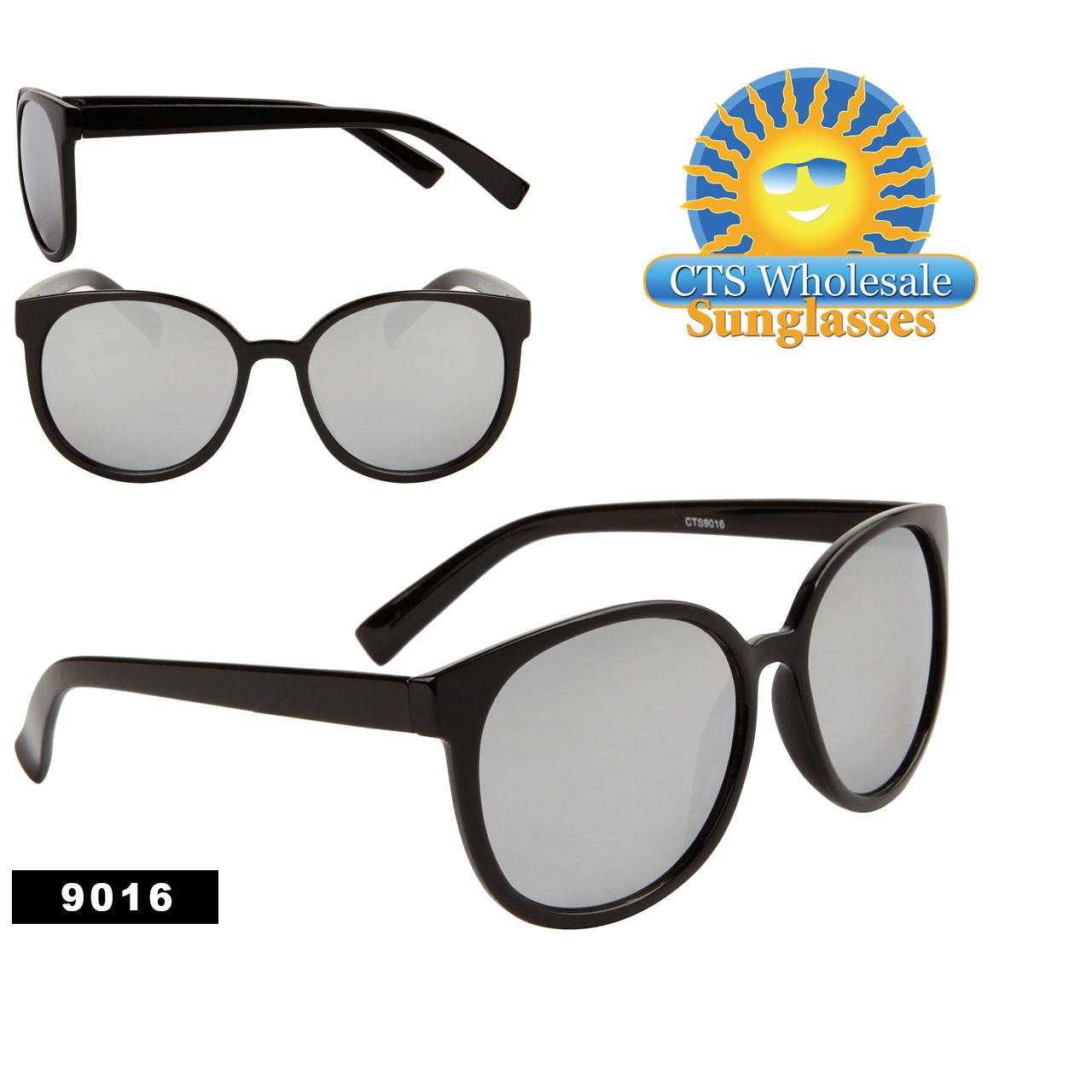 Bulk Mirrored Wholesale Sunglasses - Style #9016