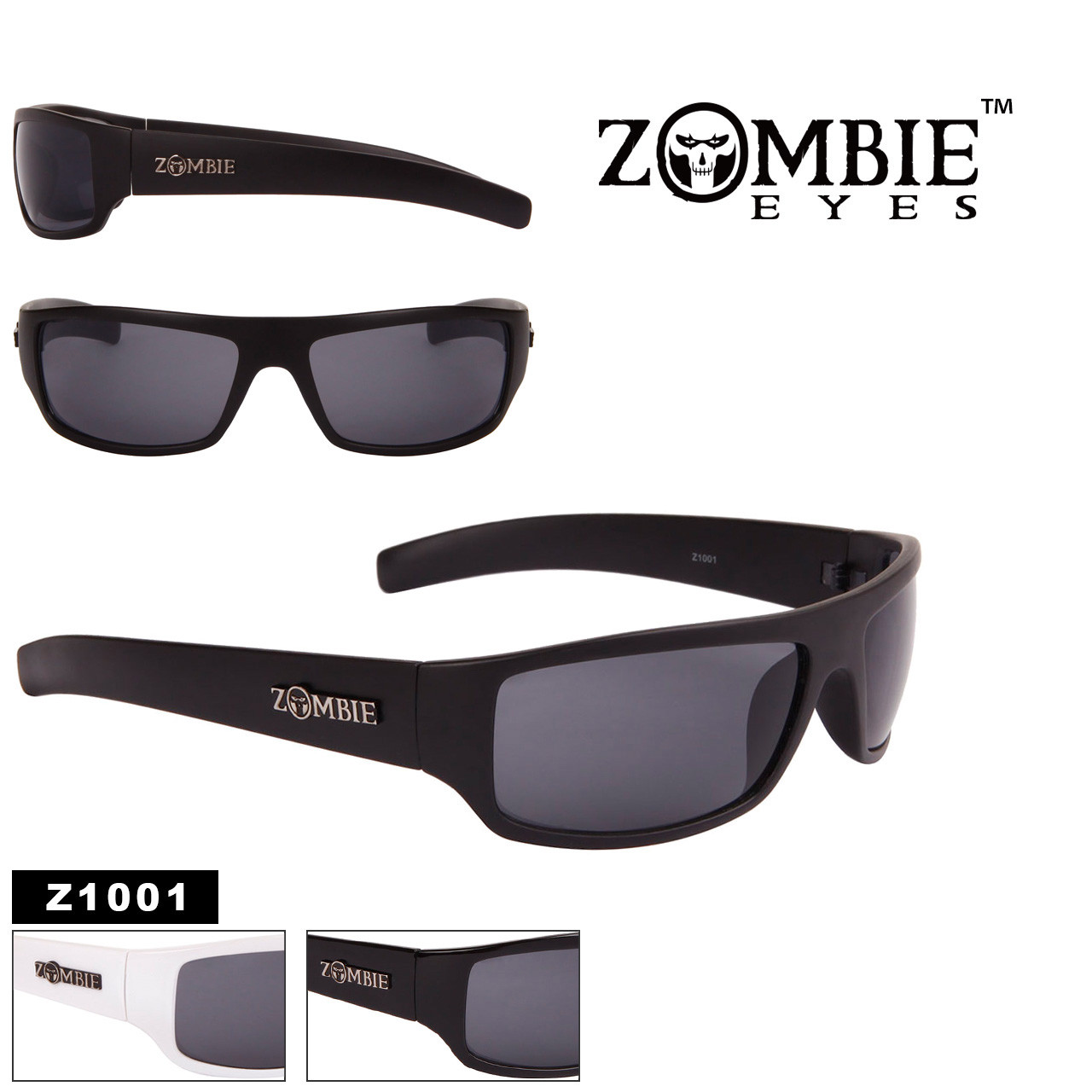 Zombie Eyes™ Fashion Sunglasses for Men - Style #Z1001