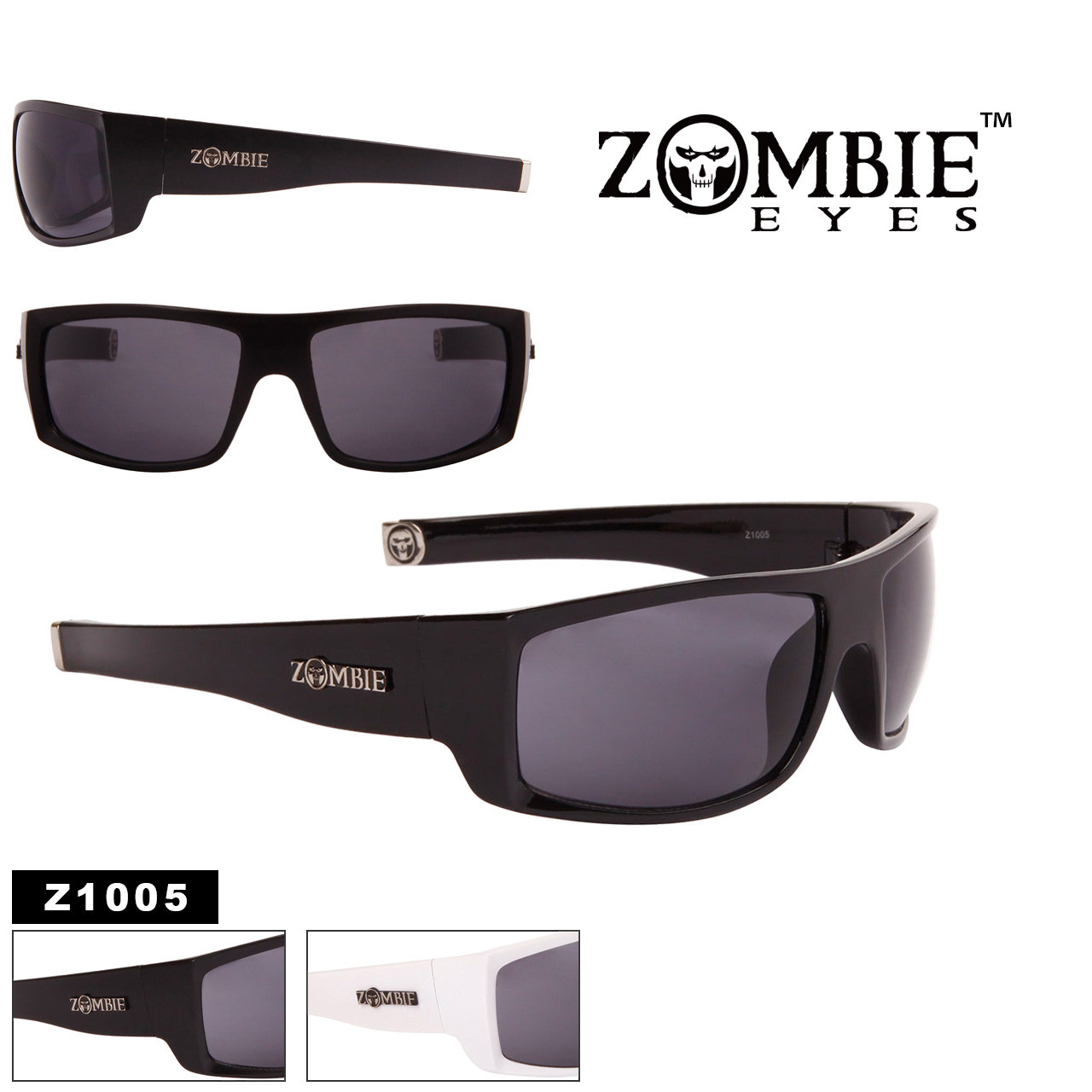 Zombie Eyes™ Designer Sunglasses for Men - Style #Z1005
