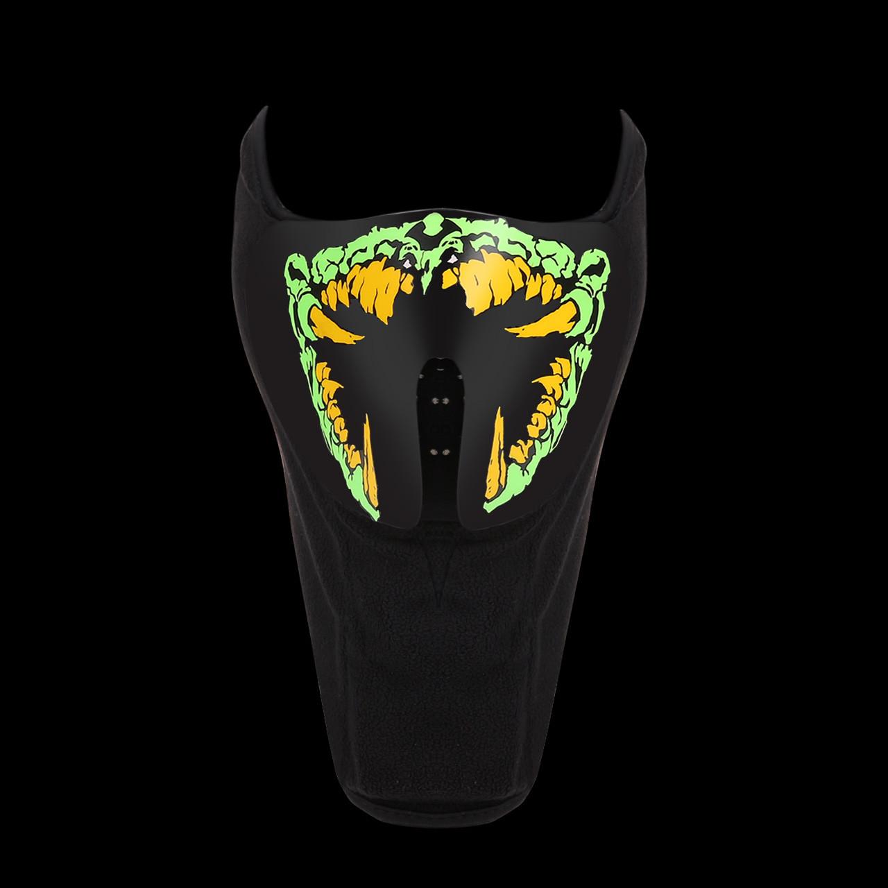 Alien LED Mask