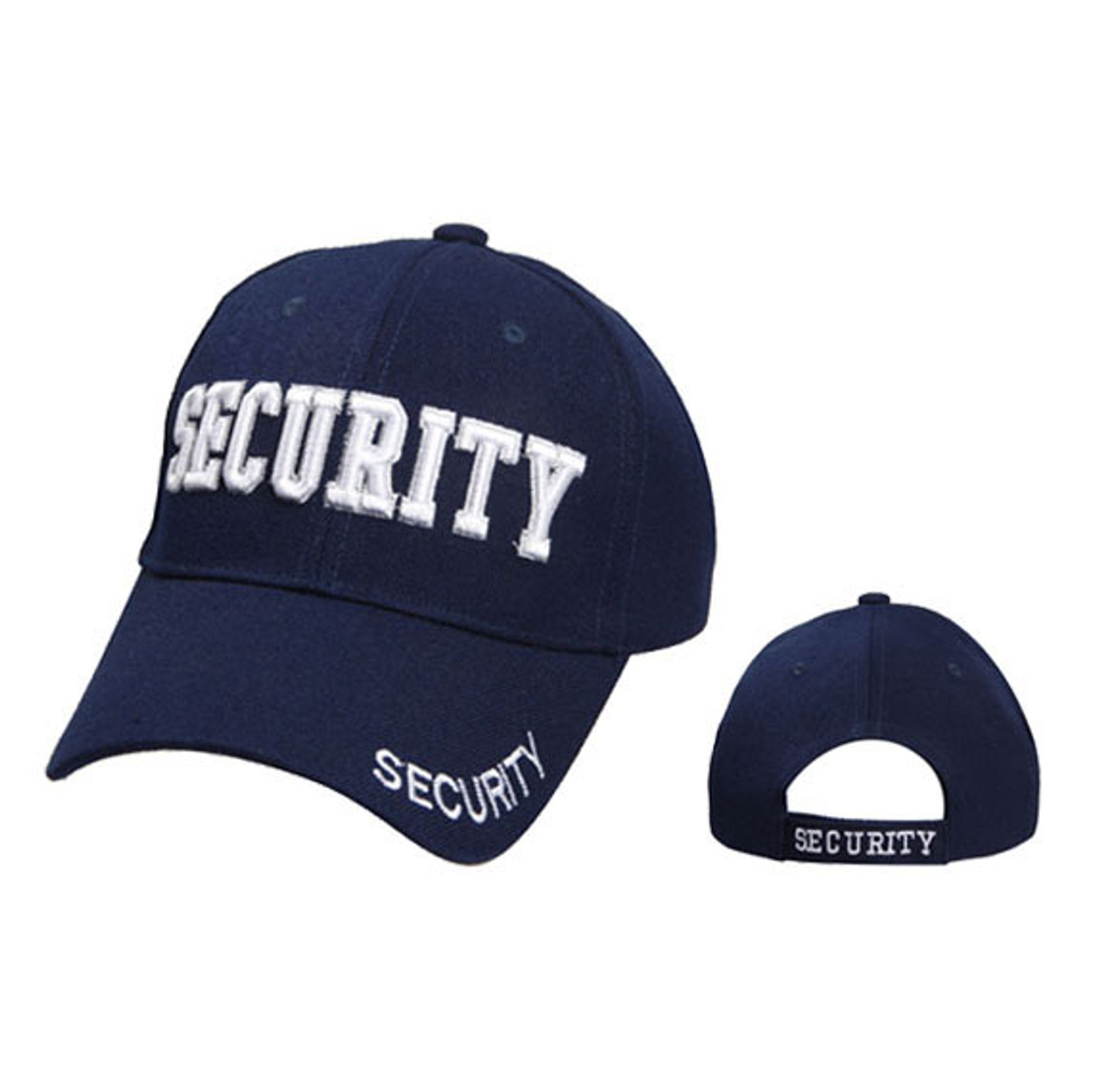 Wholesale Baseball Cap | Security | Navy Blue
