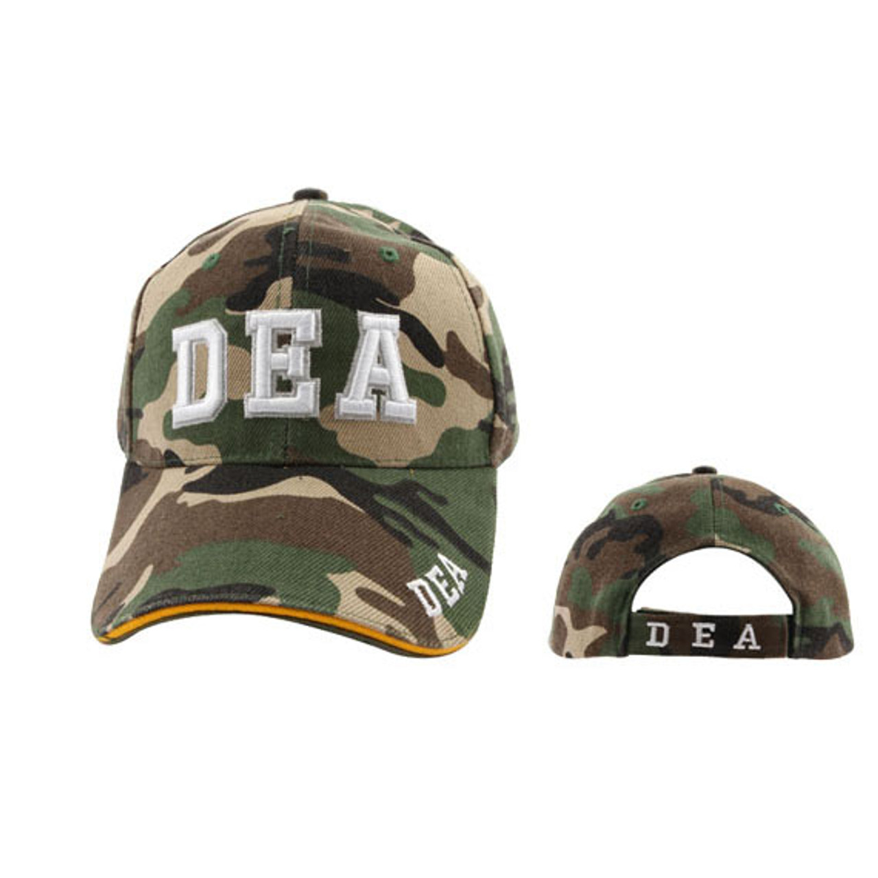 Wholesale DEA Hat Camo