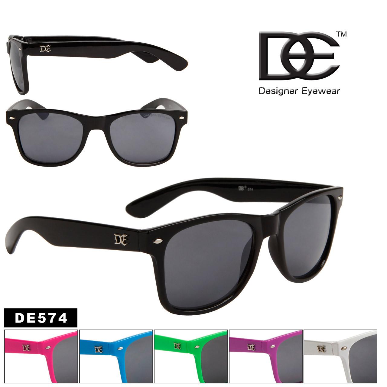 DE™ California Classics Sunglasses - Style DE574 (Assorted Colors) (12 pcs.)