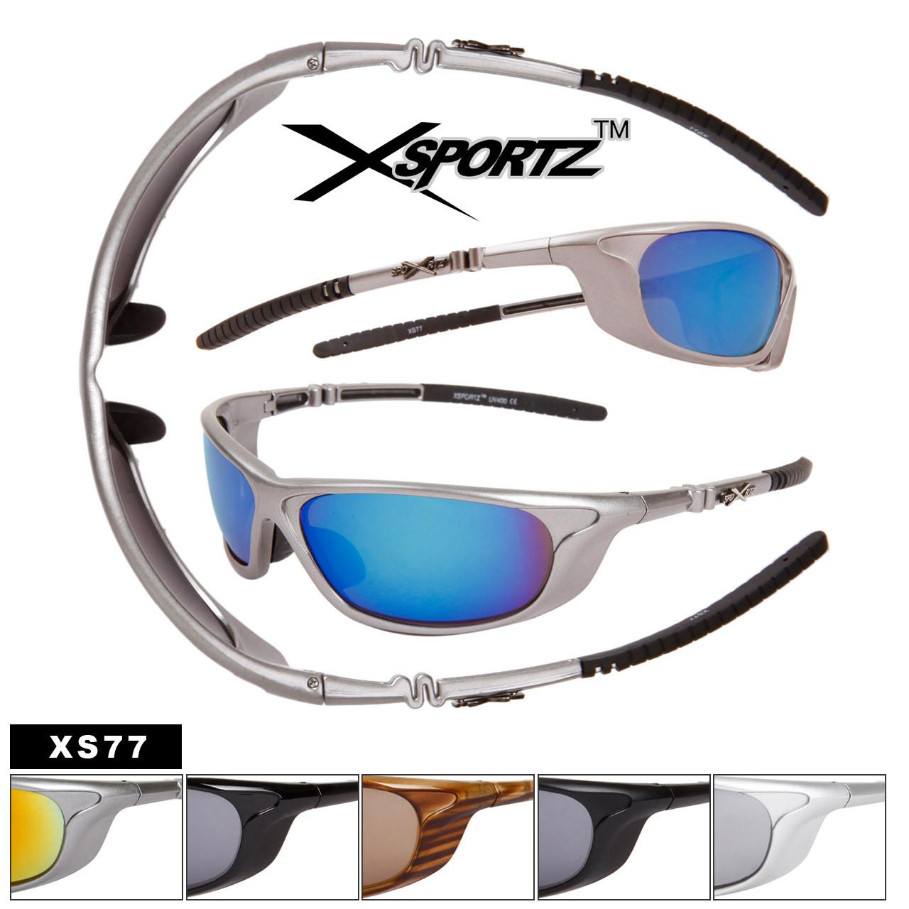 Wholesale Sports Sunglasses by Xsportz XS77