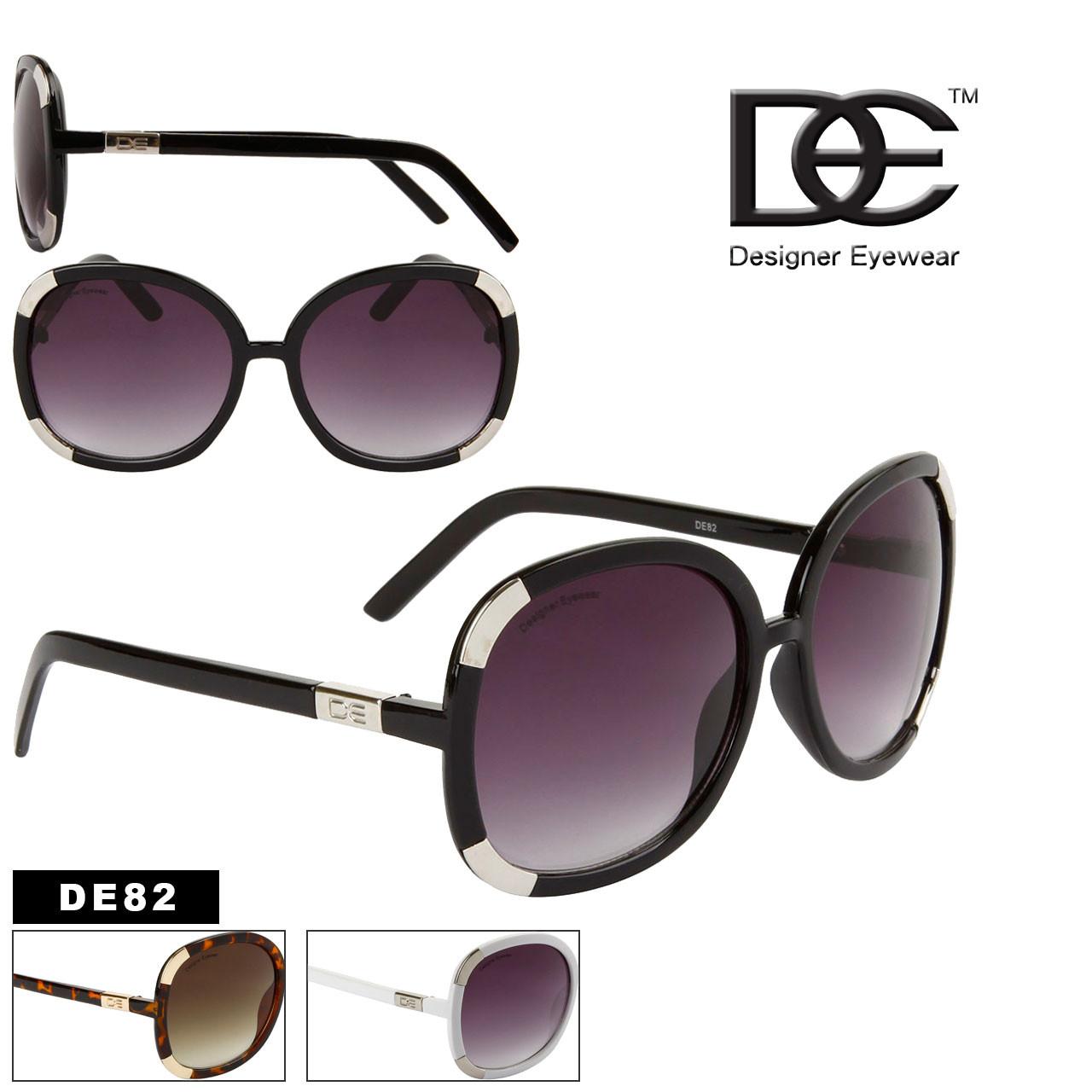 Wholesale Designer Sunglasses - Style# DE82