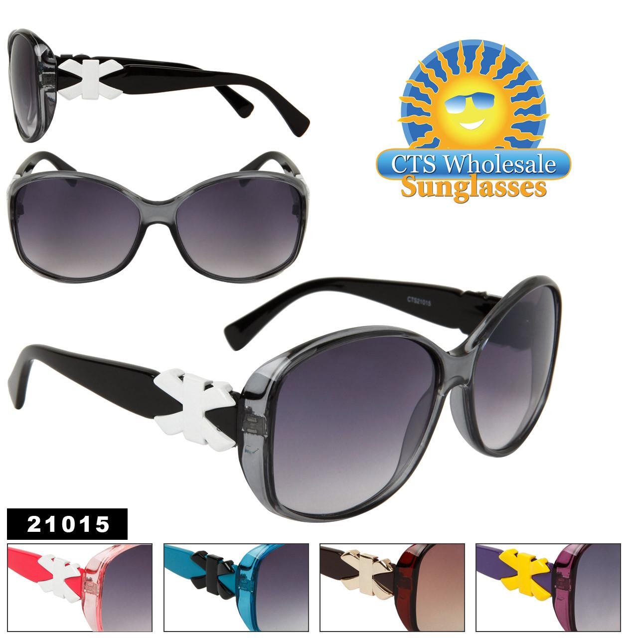 Women's Fashion Sunglasses Wholesale 21015