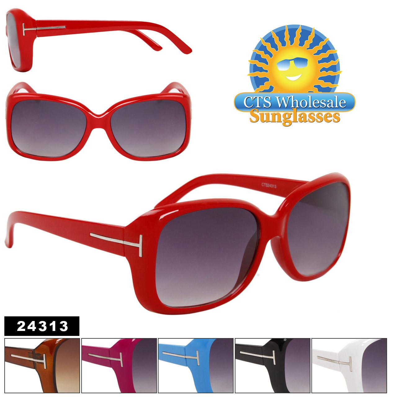 Wholesale Sunglasses 24313 (Assorted Colors) (12 pcs.)