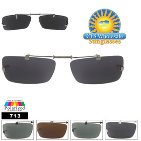 Polarized Wholesale Clip Ons #713
