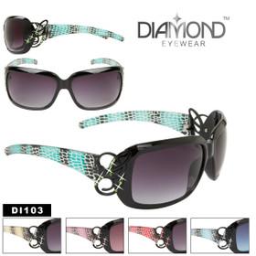 Rhinestone Sunglasses DI103
