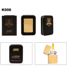 Brass Lighter Gold Colored Finish K006