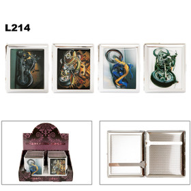 Cigarette Cases ~ Motorcycles L214