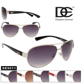 Metal Aviator Sunglasses DE5011