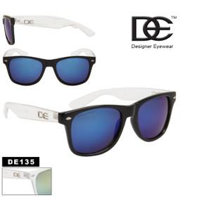 DE™ Designer Eyewear DE135 California Classics Sunglasses (Assorted Colors) (12 pcs.)