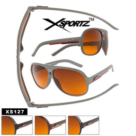 Xsportz™ XS127 Blocks Blue Light Aviators!