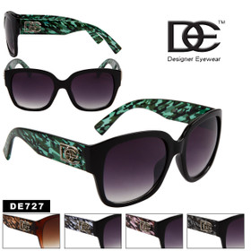 Wholesale DE™ Designer Eyewear by the Dozen - Style # DE727
