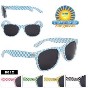 Wholesale California Classics Sunglasses - Style # 8012