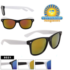 California Classics Sunglasses - 8021 (Assorted Colors) (12 pcs.)